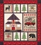 Holiday Lodge Kit by Deb Strain Moda Precuts