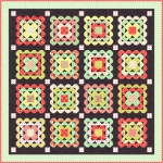 Scarlet & Sage Fabric Kit by Fig Tree Quilts Moda Precuts