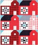 Farm Fresh Quilt Kit by Gingiber Moda Precuts
