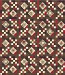 Winter Manor Kit by Holly Taylor Moda Precuts