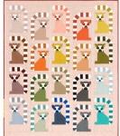 Kaufman - Lana Lemur Quilt Kit by Elizabeth Hartman