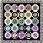 Free Spirit - Tula Pink Linework - Daybreak Quilt Kit