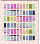 Pre Order - Tula Pink - HomeMade Spool for Love Quilt Kit Free Spirit