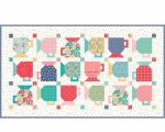Riley Blake - Vintage Happy 2 Morning Mug Quilt Kit by Lori Holt of Bee in my Bonnet