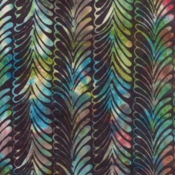 Skinny - SK1696- 1 1/4 yds - HOFFMAN - Batik