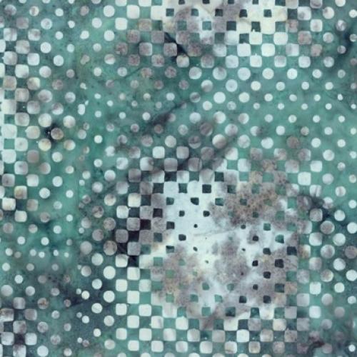 HOFFMAN - Bali Chop - Geometric Scallop Berry K967-