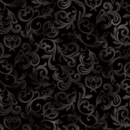 MAYWOOD STUDIO - Pearl Essence - Scroll Black