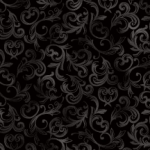MAYWOOD STUDIO - Pearl Essence - Scroll Black