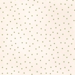 MAYWOOD STUDIO - Beautiful Basics - Cream/Green Polka Dots