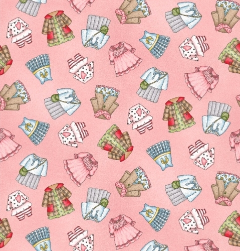 MAYWOOD STUDIO - Forest Friends - Dresses - Pink