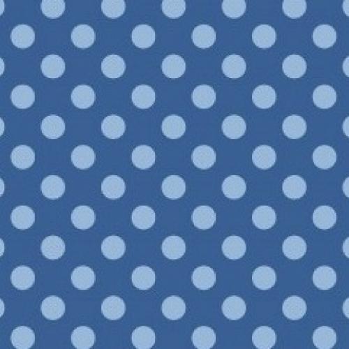 MAYWOOD STUDIO - Kimberbell - Blue - Polka Dots - #770
