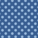 MAYWOOD STUDIO - Kimberbell - Blue - Polka Dots - #770