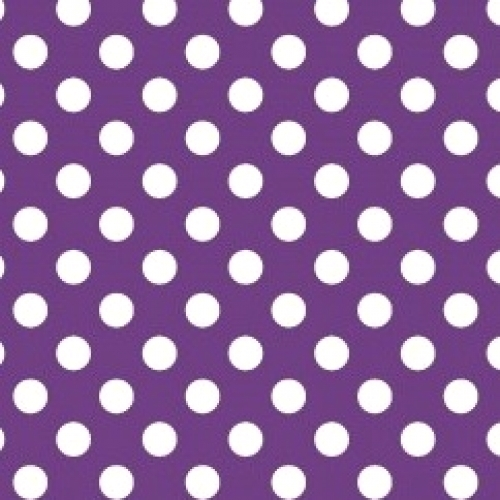 MAYWOOD STUDIO - Broomhilda's Bakery - Polka Dot - Purple