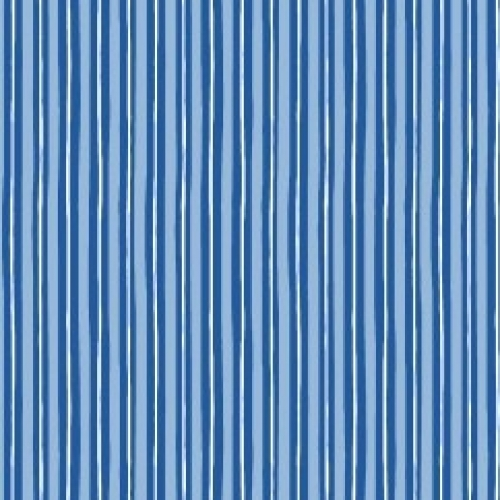 MAYWOOD STUDIO - Kimberbell - Blue - Striped - #771