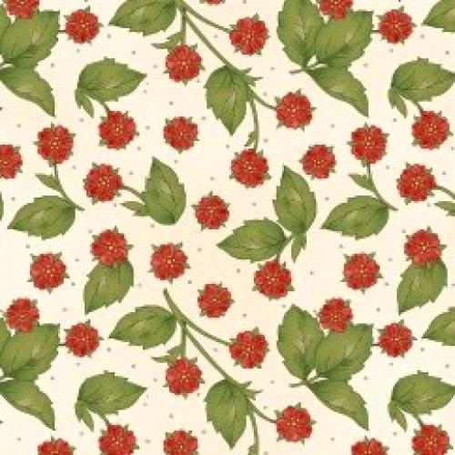 MAYWOOD STUDIO - From The Farm - Strawberry Blossom - Cream