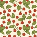 MAYWOOD STUDIO - From The Farm - Strawberry Blossom - Cream