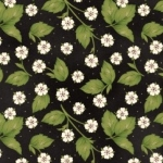 MAYWOOD STUDIO - From The Farm - Strawberry Blossom - Black
