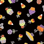 MAYWOOD STUDIO - Broomhilda's Bakery - Multi - Black