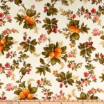 MAYWOOD STUDIO - A Fruitful Life - Floral - Cream - #3183-