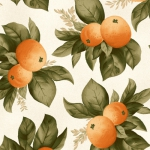 MAYWOOD STUDIO - A Fruitful Life - Citrus - Cream