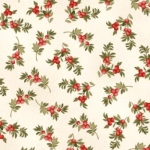 MAYWOOD STUDIO - A Fruitful Life - Berry Branches - Cream