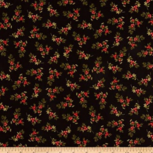 MAYWOOD STUDIO - A Fruitful Life - Berry Branches - Black - #3191-