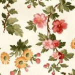 MAYWOOD STUDIO - A Fruitful Life - Blossoms - Cream