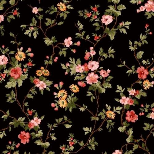 MAYWOOD STUDIO - A Fruitful Life - Trailing Flowers - #3196-