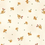 MAYWOOD STUDIO - A Fruitful Life - Tiny Daisies - Cream