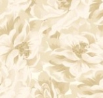 MAYWOOD STUDIO - Burgundy & Blush - Full Bloom - Vintage - #2577-