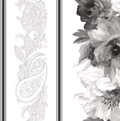 MAYWOOD STUDIO - Nocturne - Elegant Strip Ultra White
