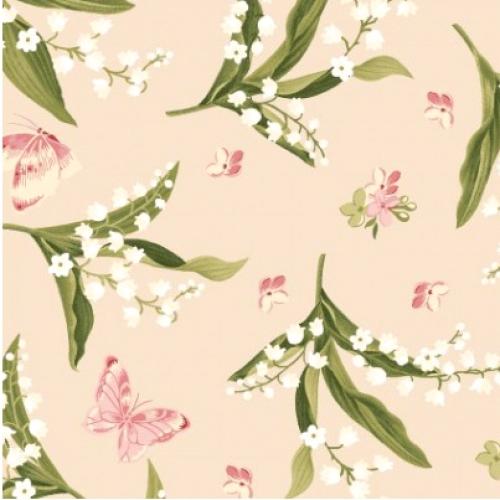 MAYWOOD STUDIO - Sensibility - Lilies & Butterflies