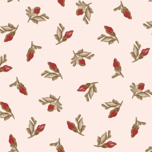MAYWOOD STUDIO - Ruby by Bonnie Sullivan - Sweet Buds - Ecru
