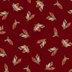 MAYWOOD STUDIO - Ruby by Bonnie Sullivan - Sweet Buds - Red