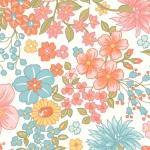 MAYWOOD STUDIO - Sunlit Blooms - Sunlit Floral - Soft White