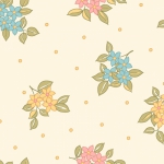 MAYWOOD STUDIO - Sunlit Blooms - Dots And Blooms - Sunshine