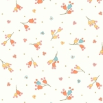 MAYWOOD STUDIO - Sunlit Blooms - Blooming Buds - Soft White