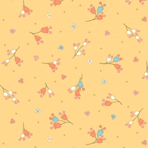 MAYWOOD STUDIO - Sunlit Blooms - Blooming Buds - Sunshine