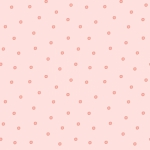 MAYWOOD STUDIO - Sunlit Blooms - Filled Dots - Pink