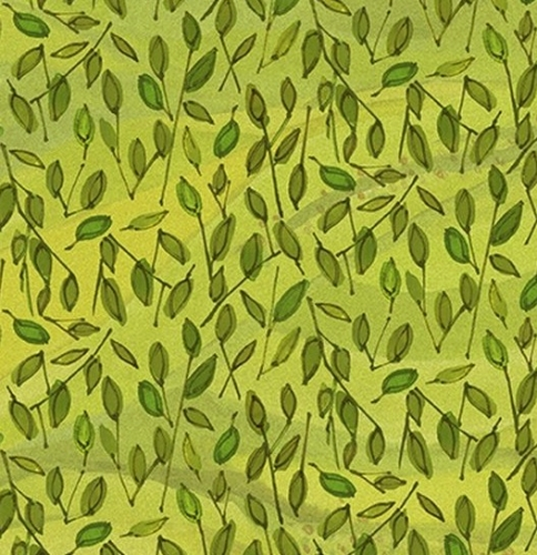 MAYWOOD STUDIO - Quilter's Road Trip - Leaves Green