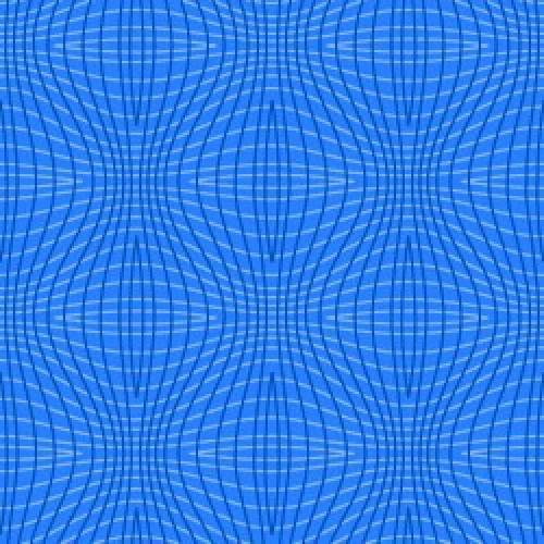 MAYWOOD STUDIO - Good Vibrations - Vibration - #2623- Blue