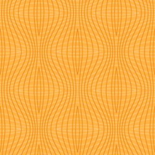 MAYWOOD STUDIO - Good Vibrations - Vibration - Orange - #2629-