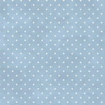 MAYWOOD STUDIO - Wild Rose Flannel - Classic Dot Flannel - Soft Blue