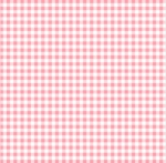 MAYWOOD STUDIO - Wild Rose Flannel - Classic Check Flannel - Soft Pink