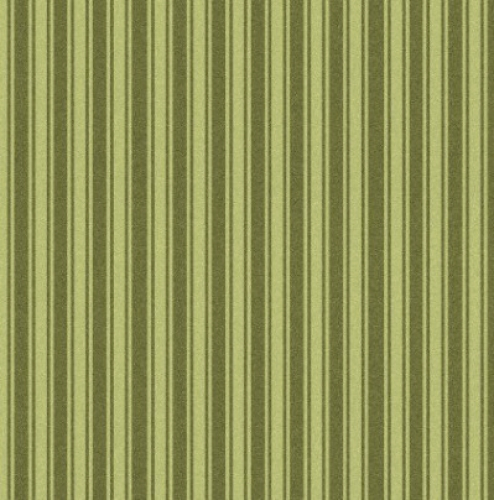 MAYWOOD STUDIO - Wild Rose Flannel - Tonal Stripe - Green