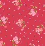 MAYWOOD STUDIO - Sweet Pea Flannel - Red