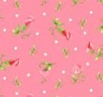 MAYWOOD STUDIO - Sweet Pea Flannel - Pink