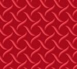 MAYWOOD STUDIO - Sweet Pea Flannel - Tufted Swirls - Red