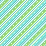 MAYWOOD STUDIO - Lil' Sprout Flannel Too - Diagonal Stripe
