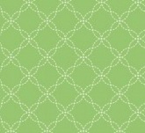 MAYWOOD STUDIO - Lil' Sprouts Flan Too - Kim Christopherson - Lattice - Green